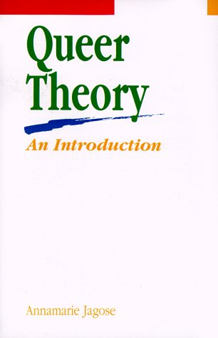 Queer Theory An Introduction  1996 edition cover