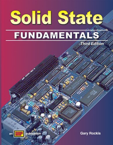 Solid State Fundamentals for Electricians 3rd 2001 edition cover