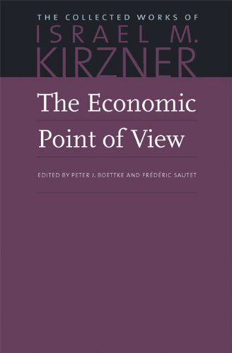 Economic Point of View   2009 edition cover