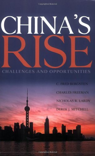 China's Rise Challenges and Opportunities  2009 edition cover
