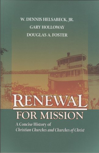 RENEWAL FOR MISSION N/A edition cover