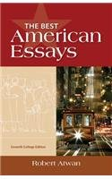 Best American Essays, College Edition  7th 2014 edition cover