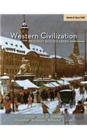 Western Civilization Beyond Boundaries, Volume II: Since 1560 7th 2014 edition cover