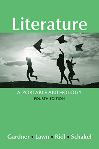 Literature: A Portable Anthology  2016 9781319035341 Front Cover