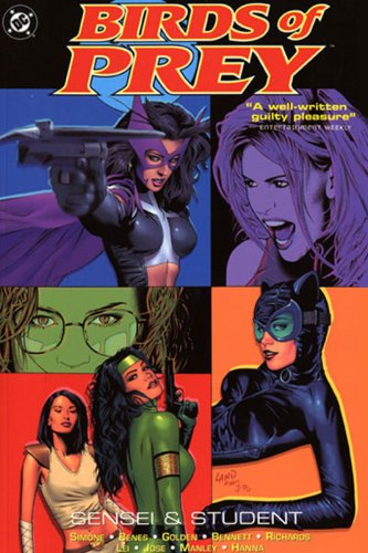 Birds of Prey Sensei and Student  2004 (Revised) 9781401204341 Front Cover