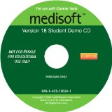 Medisoft Version 18 Demo CD  N/A edition cover