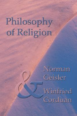 Philosophy of Religion  2nd edition cover
