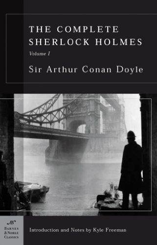 Complete Sherlock Holmes   2003 edition cover