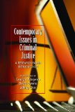 Contemporary Issues in Criminal Justice A Research-Based Introduction: an Anthology  2012 edition cover