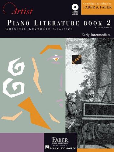 Piano Literature - Book 2 Developing Artist Original Keyboard Classics N/A edition cover