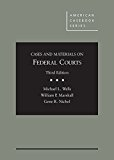 Cases and Materials on Federal Courts  3rd 2015 9781628100341 Front Cover