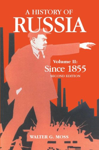 History of Russia Since 1855 2nd 2004 (Revised) edition cover