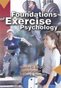 Foundations of Exercise Psychology   2002 edition cover