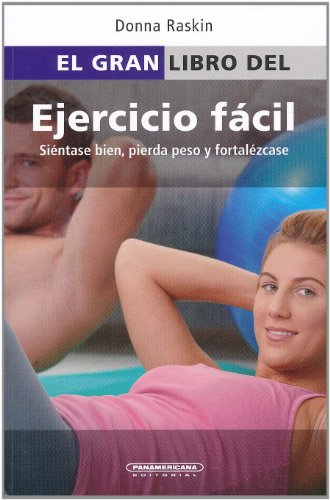 El Gran Libro De Ejercicio Facil / The Everything Easy Fitness Book:   2012 edition cover