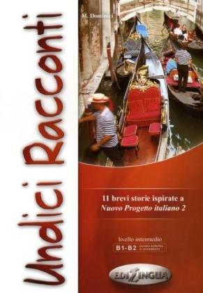 UNDICI RACCONTI (B1-B2) N/A edition cover