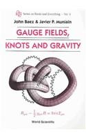 Gauge Fields, Knots and Gravity N/A 9789810220341 Front Cover