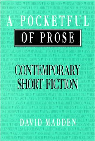 Pocketful of Prose   1992 edition cover