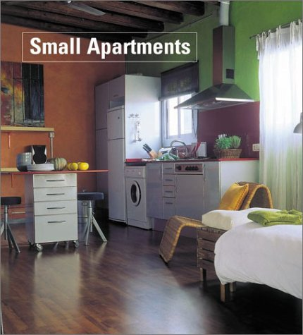 Small Apartments N/A edition cover