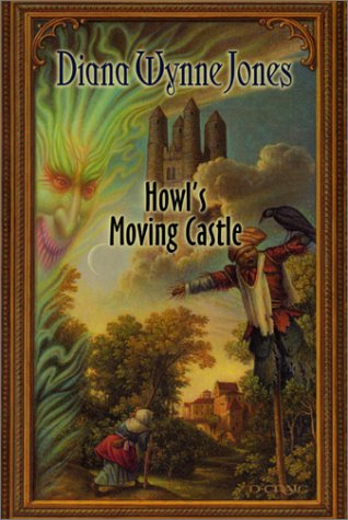Howl's Moving Castle  N/A edition cover