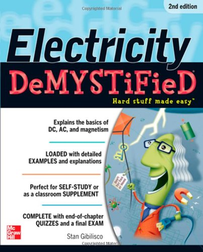 Electricity  2nd 2012 edition cover