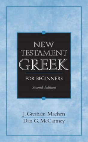 New Testament Greek for Beginners  2nd 2004 (Revised) edition cover
