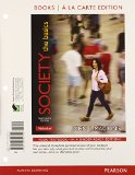 Society The Basics, Books a la Carte Plus NEW MySocLab with EText -- Access Card Package 13th 2015 edition cover