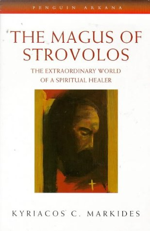 Magus of Strovolos The Extraordinary World of a Spiritual Healer  1998 edition cover