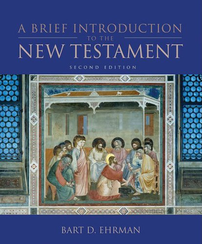 Brief Introduction to the New Testament  2nd 2009 9780195369342 Front Cover