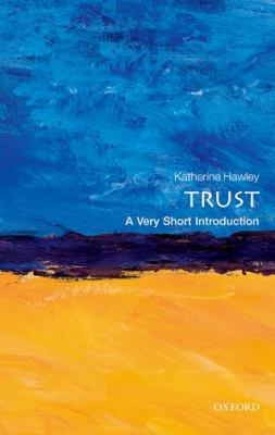 Trust   2012 edition cover