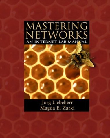 Mastering Networks An Internet Lab Manual  2004 edition cover