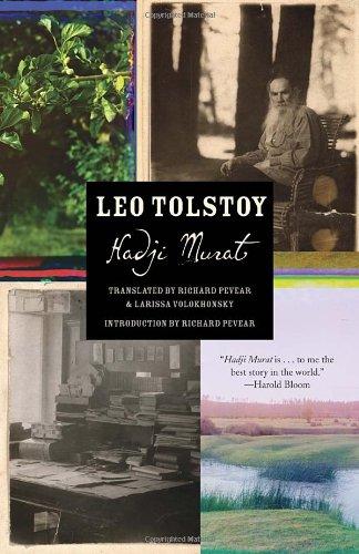 Hadji Murat   2012 edition cover
