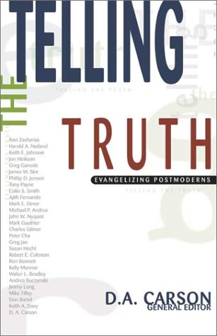 Telling the Truth Evangelizing Postmoderns  2002 edition cover