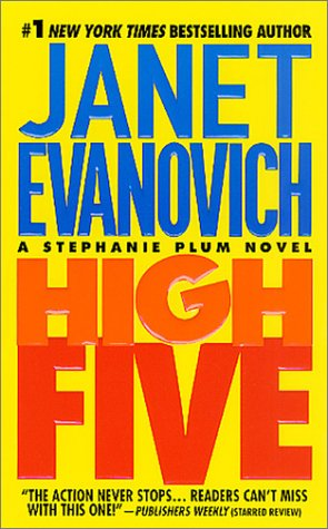 High Five   2000 edition cover