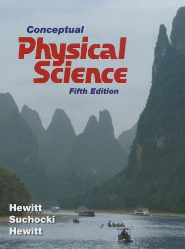Conceptual Physical Science  5th 2012 (Revised) 9780321753342 Front Cover