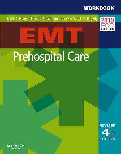 EMT - Prehospital Care  4th 2012 (Revised) edition cover