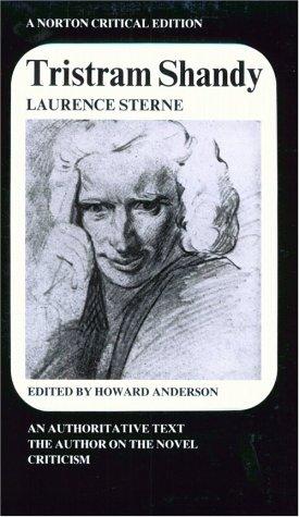 Tristram Shandy   1980 edition cover