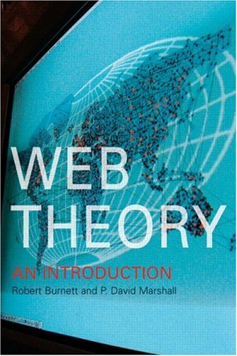 Web Theory An Introduction  2002 9780415238342 Front Cover