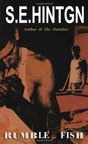 Rumble Fish   1975 edition cover