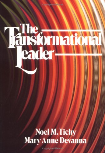 Transformational Leader The Key to Global Competitiveness  1986 9780471623342 Front Cover