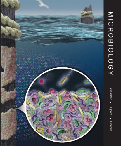 Microbiology   2013 edition cover