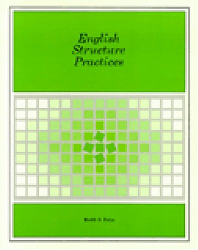 English Structure Practices  N/A edition cover