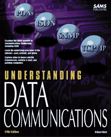 Understanding Data Communications  5th 1996 9780672309342 Front Cover