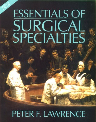 Essentials of Surgical Specialties  2nd 2000 (Revised) 9780683301342 Front Cover