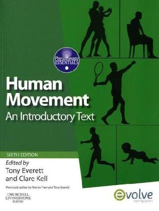 Human Movement An Introductory Text 6th 2010 edition cover