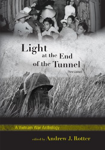 Light at the End of the Tunnel A Vietnam War Anthology 3rd 2010 (Revised) edition cover