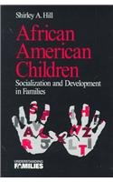 African American Children Socialization and Development in Families  1999 edition cover