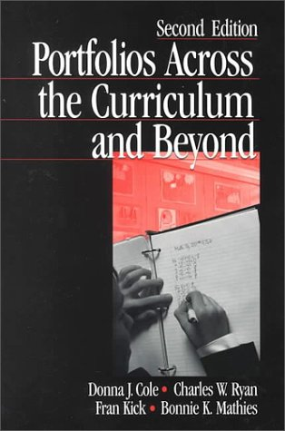Portfolios Across the Curriculum and Beyond  2nd 1999 (Revised) 9780761975342 Front Cover