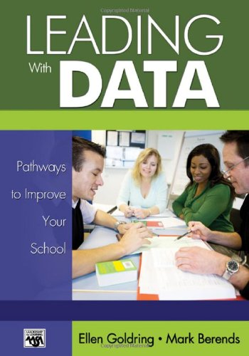 Leading with Data Pathways to Improve Your School  2009 edition cover