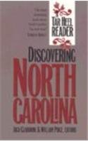 Discovering North Carolina A Tar Heel Reader  1993 (Reprint) edition cover