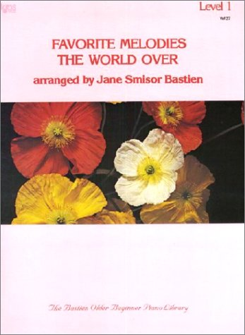 Favorite Melodies the World over: Level 1 1st 1977 edition cover